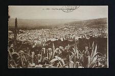 Carte postale ancienne CPA FEZ-MEDINA - Vue générale de la Médina