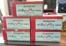 Lot of 5 Airequipt Magazines Automatic Slide Changer in box