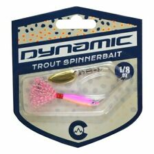 Fishing Lure Dynamic Lures Micro Spinnerbait (Pink)
