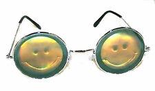 SMILE FACE HOLOGRAM SUNGLASSES HAPPY novelty glasses eyewear 3D NEW SHADES