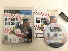 MLB 13 THE SHOW PS3 Playstation 3 Import NTSC