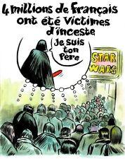 Charlie Hebdo*n°1222 – 23/12/2015--PREMIER JOURNAL SATIRIQUE DE FRANCE*INCESTE??