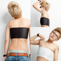 Breathable Strapless Chest Breast Binder Trans Lesbian Tomboy Cosplay New