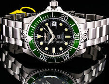 Invicta 47mm Mens Grand Pro Diver Automatic 24-Jewels Exhibition SS 300MT Watch