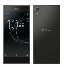 Sony Xperia xa1 BLACK 32gb +O2/TESCO Network+ Android SMARTPHONE GRADE A