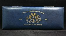 Swaziland 1968 Special Independence Issue Proof Set (MINT)