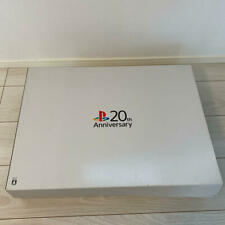Sony Playstation 4 PS4 CUH-1100A A20 Console 20th Anniversary Edition Japan