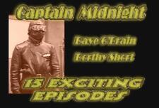 CAPTAIN MIDNIGHT 15 CHAPTER SERIAL 2 DVD