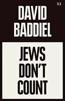 Jews Don't Count, Hardcover by Baddiel, David, Brand New, Free shipping in th...