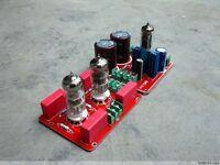 NEW Tube 6N3 SRPP Preamplifier Kit Buffer Pre AMP For DIY