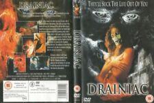 DRAINIAC - DVD.