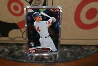 MLB WILL MIDDLEBROOKS BOSTON RED SOX 2012 TOPPS CHROME XFRACTOR RC #197 MINT