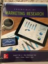 Essentials of Marketing Research by Hair (2016, Trade Paperback)