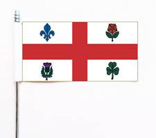 Canada Montreal City Ultimate Table Flag