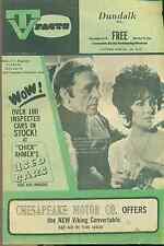 TV FACTS Baltimore-Washington listings magazine June 24 1973 Leonard Nimoy photo