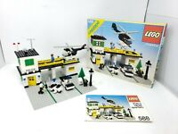 Vintage 1978 Legoland Police Headquarters 588 N Complete w/ Box and Instructions