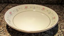 Set of 6 Montgomery Ward China #3746 Floral Pattern Berry Bowls
