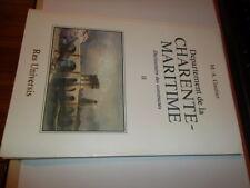 Département de la Charente-Maritime - Tome II :  Dictionnaire des communes