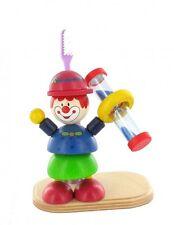 Zahnputzset Kinderzahnbürste mit Clown von HOBEA-Germany