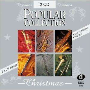 Doppel-CD Popular Collection Christmas DUX-Verlag D1100