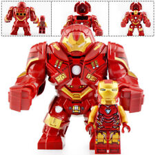 HulkBuster [With Iron Man] - Avengers  End Game Lego Moc Minifigure Toys Gift