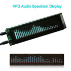 VFD Music Audio Spectrum Analyzer 25 Bands Spectrum Graphic Equalizer VU Meter