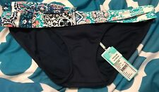 💕Seafolly Twist Band Mini Hipster Size 16 Bikini Bottoms Brand New RRP $69.95💕
