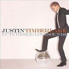 FutureSex/LoveSounds [Clean] [Edited] by Justin Timberlake (CD, Sep-2006,...
