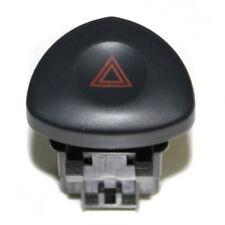 Interruttore Lampeggiante di Avvertimento Warn Luce Tasto per Renault Clio 01 -