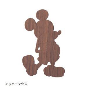 Disney Mickey Donald Pooh Sensor Wall Light Lamp Sticker LED Gift Japan E6576