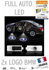 2 x éclairage de porte projecteur logo laser LED BMW E60 E91 E92 M3 M5 X5 E70