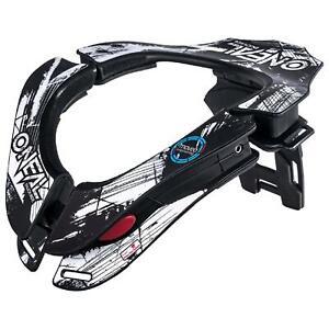 O'Neal Tron Neckbrace Shocker Motocross Enduro Cross MTB Quad MX FMX DH FR Oneal