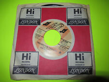 """ANN PEEBLES - SOMEBODYS ON YOUR CASE / IVE BEEN THERE BEFORE 7"""" 45 PROMO COPY"""