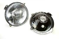 2 x Scheinwerfer Fiat 124 Spider AS DS Coupe AC pair new headlamp H4