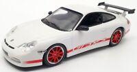 Minichamps 1/43 Scale Model Car 0712IR124 - Porsche 911 GT3 - White