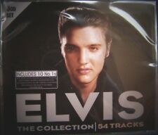 ELVIS PRESLEY COLLECTION NEW 3CD INCLUDES 10 No 1s HITS  54 GREATS FROM THE KING