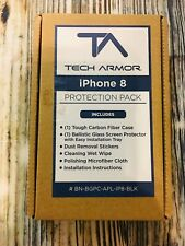 Tech Armor Iphone 8 Protection Pack New In Box
