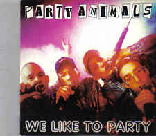 Party Animals-We Like To Party cd single