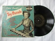 "Ethel Smith – Ethel Smith's Toy Parade, 10"" LP vinyl record with sleeve"