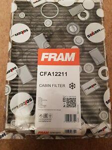 FRAM Pollen / Cabin Filter fits AUDI Q5 FYB 2.0 2.0D 2016