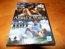 ON ANGEL'S WINGS Family Inspirational Soccer Faith Drama DVD SEALED NEW