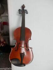Beautiful 6 strings electric & acoustic violin 4/4