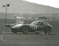 Vintage 8 X 10 Auto Racing Photo Huntsville, AL 1968 Cheetah No. 64