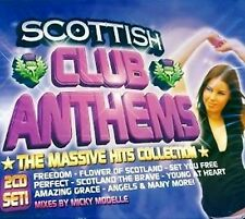MICKY MODELLE SCOTTISH CLUB ANTHEMS - THE MASSIVE HITS COLLECTION 2 CD