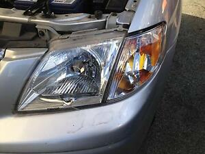 1999 2000 2001 2002 MAZDA MPV LEFT HEADLIGHT PASSENGER SIDE HEADLAMP