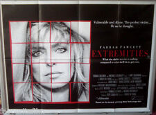 Cinema Poster: EXTREMITIES 1986 (Quad) Farrah Fawcett James Russo