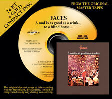 Audio Fidelity GOLD CD AFZ-026: FACES - Nod Is As Good As A Wink..- 2005 OOP SS
