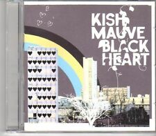 (DV709) Kish Mauve, Black Heart - 2009 CD
