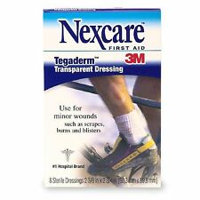 Nexcare Tegaderm Transparent Dressing 2 3/8 X 2 3/4 8ct