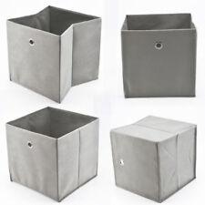 Markenlose Klappboxen ohne Deckel